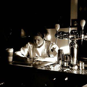 Chef Eliza, circa. 2009