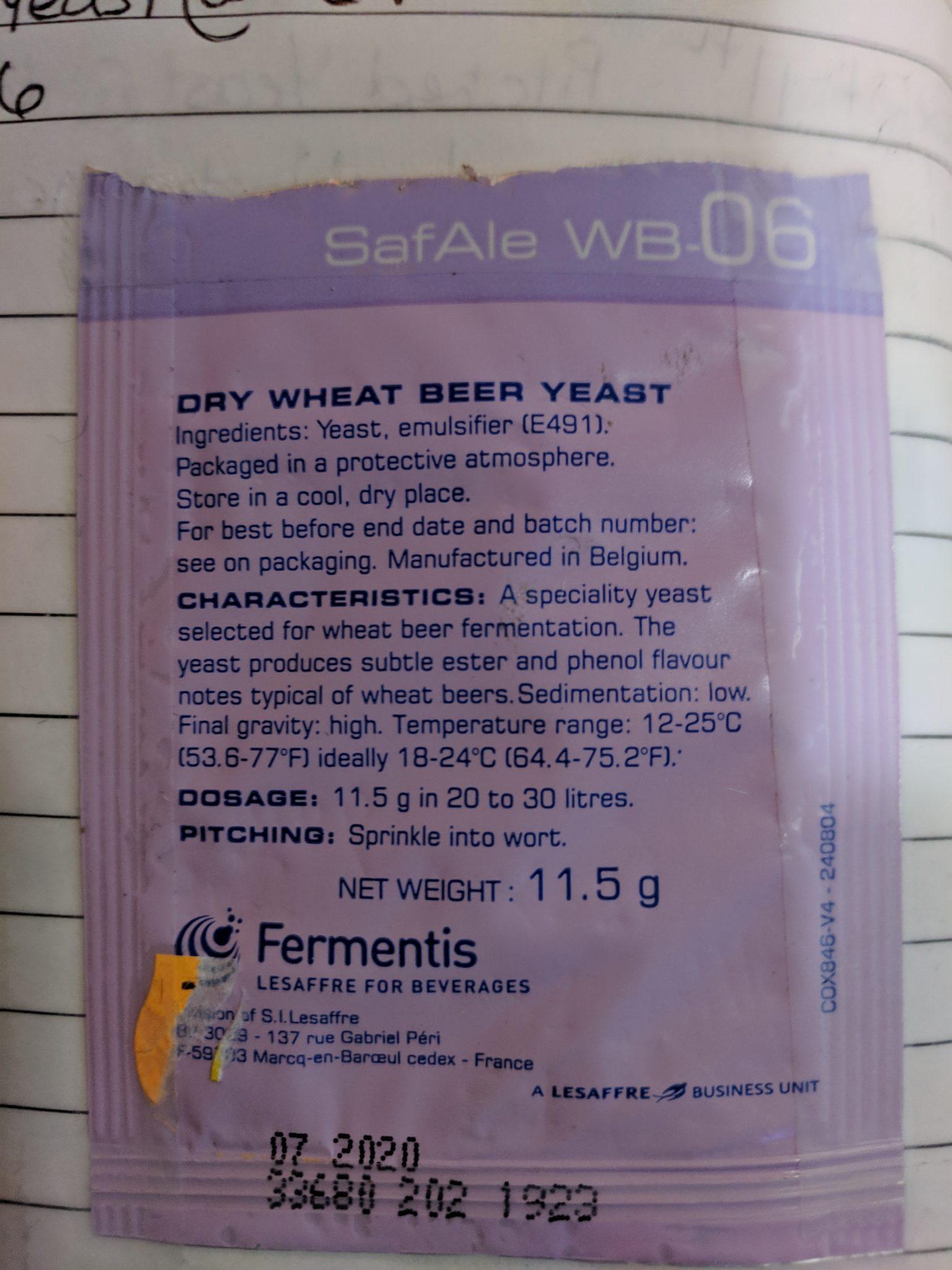 cider yeast