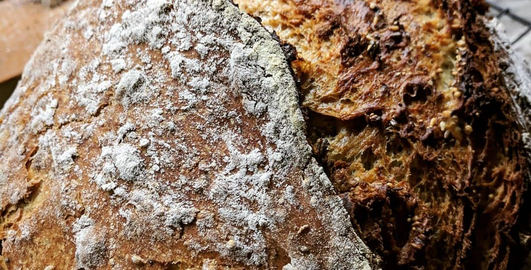 Hearty Wholegrain Bread