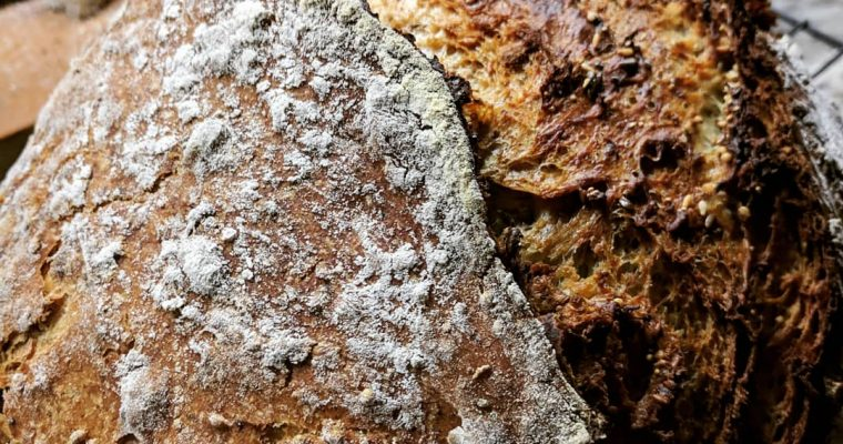 Hearty Wholegrain Bread