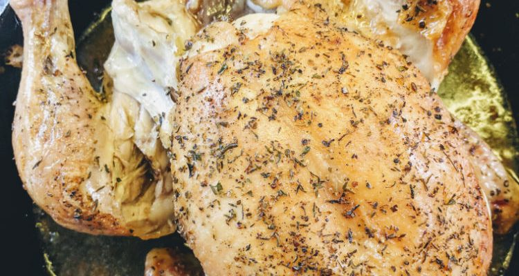 Roasting a Whole Chicken: A Beginners Guide