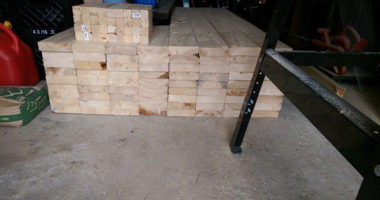 Garden Box Construction