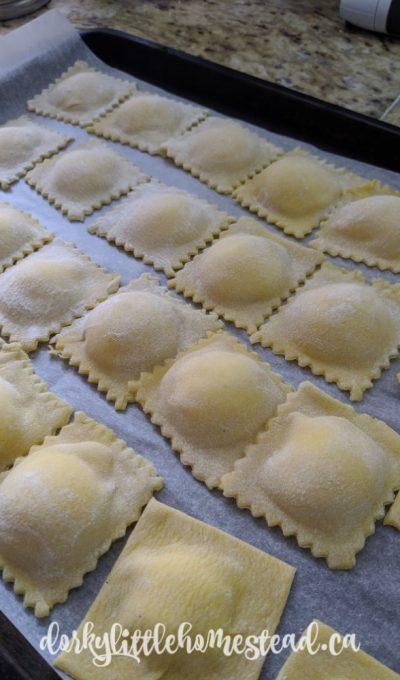 3 Cheese Ravioli