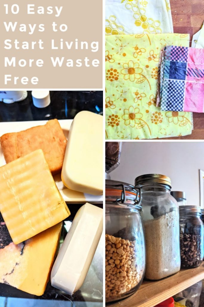 Waste Free living doesn't need to be difficult. These easy steps can help you slowly make the change to living a more waste free life.