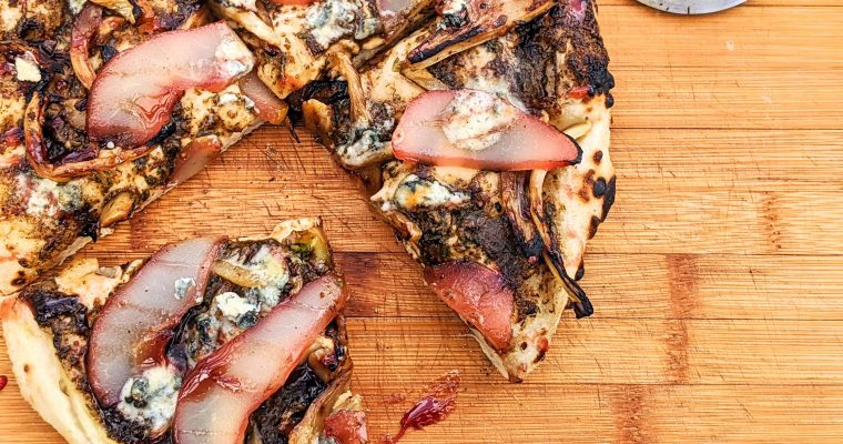 Fennel & Pear Pizza