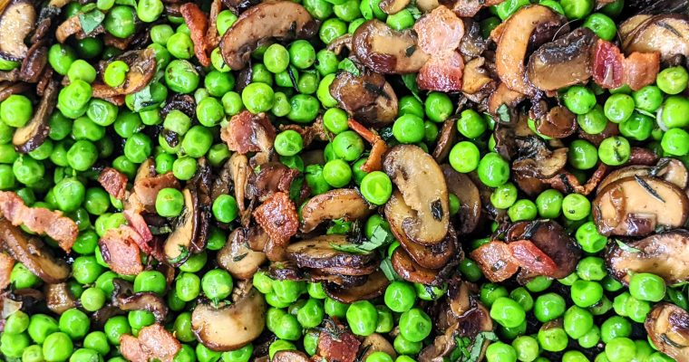 French Style Peas