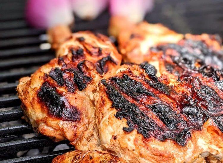 BBQ Tandoori Style Chicken