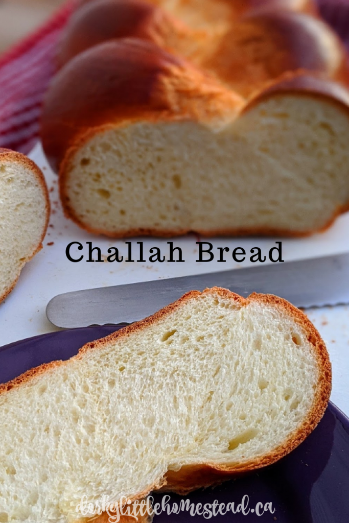 Fluffy, Spongy, Rich, and Delicious. Challah might be one of the best breads around.