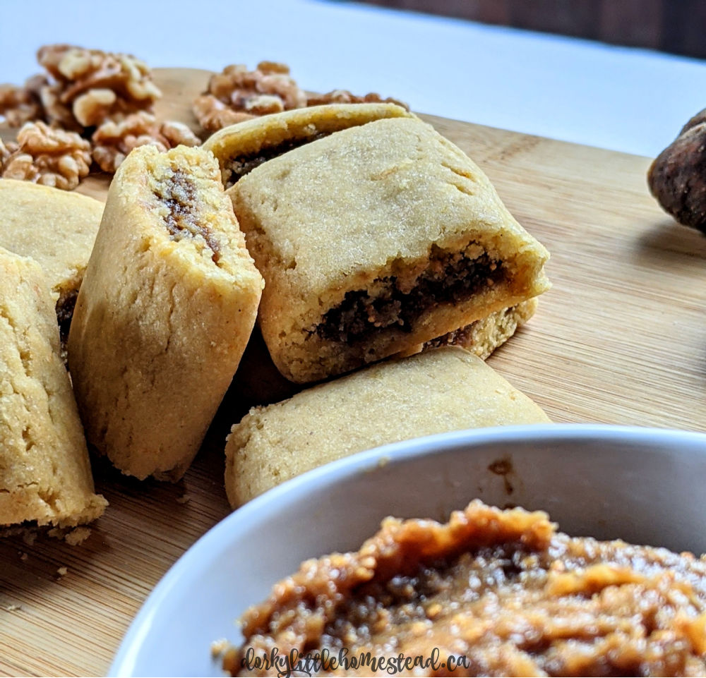 Fig Newton cookies