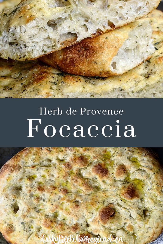 Focaccia is one of my favourite types of flatbread. I could eat this whole loaf on my own. and it's day 3 of Breadmas!
