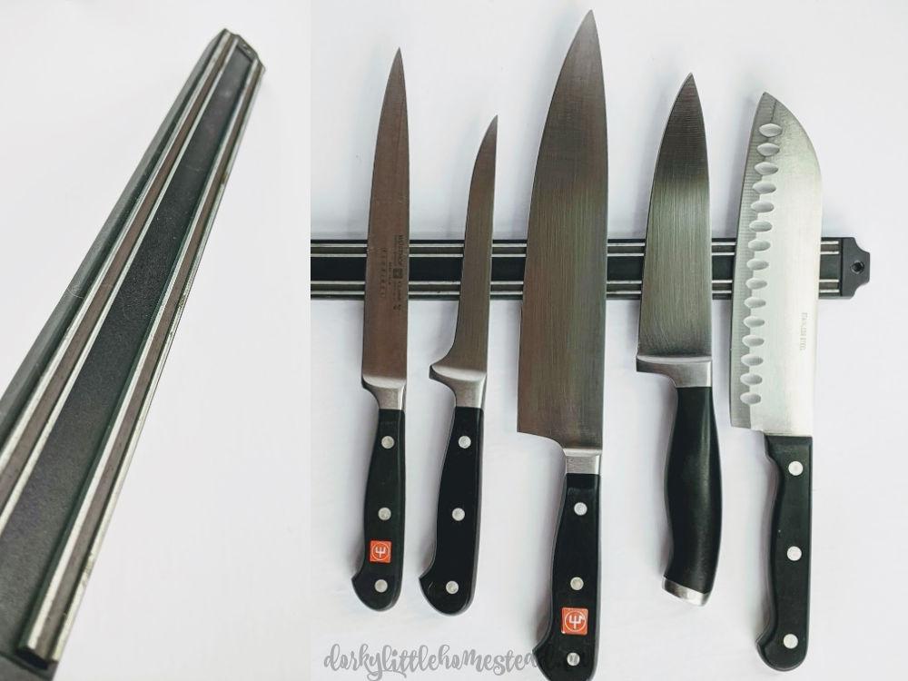 knife rack foodie gift