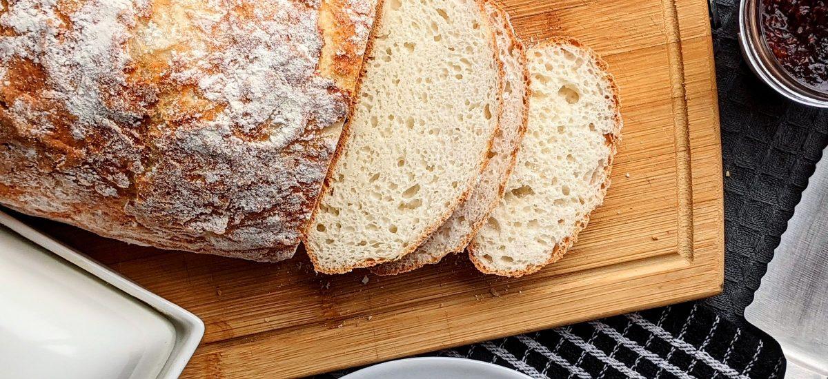 Gluten Free Italian Bread
