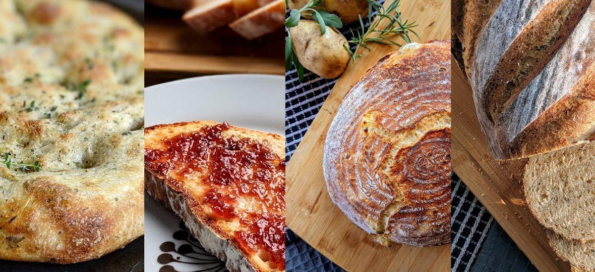 12 Days of Breadmas: Recipe Round Up!