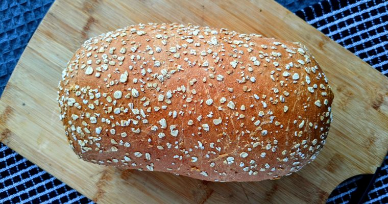 Oat & Honey Bread