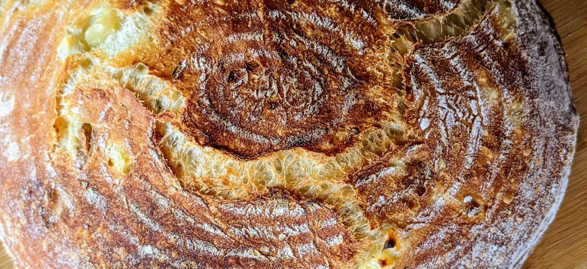 Potato Sourdough Bread